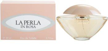 La Perla In Rosa Eau de Toilette für Damen 80 ml