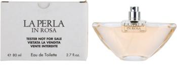 La Perla In Rosa woda toaletowa tester dla kobiet 80 ml