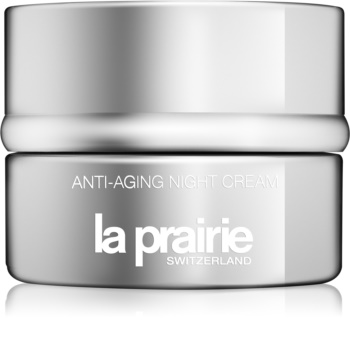 La Prairie Anti-Aging regeneračný nočný krém proti starnutiu pleti