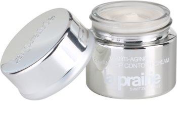 La Prairie Anti-Aging crema rejuvenecedora para contorno de ojos y labios