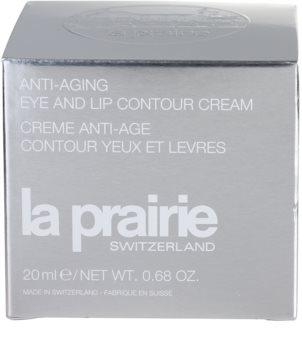 La Prairie Anti-Aging omlazující krém na kontury očí a rtů