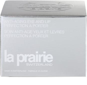 La Prairie Anti-Aging tratamiento para el contorno de ojos y labios  rellenante de las arrugas