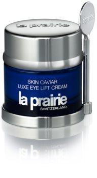 La Prairie Skin Caviar Collection oční zpevňující krém proti otokům a tmavým kruhům