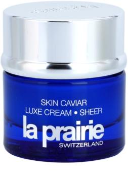 La Prairie Skin Caviar Collection creme com efeito lifting  com caviar
