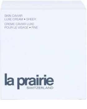 La Prairie Skin Caviar Collection liftingový krém s kaviárem