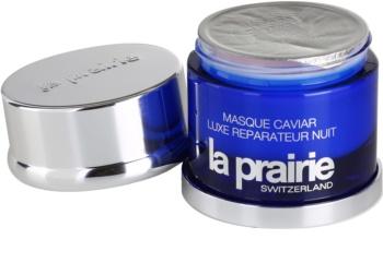 La Prairie Skin Caviar Collection nočná maska proti vráskam