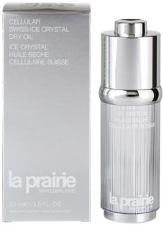La Prairie Cellular Swiss Ice Crystal suchý olej na obličej, krk a dekolt
