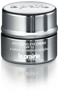La Prairie Swiss Moisture Care Eyes oční zpevňující krém proti příznakům stárnutí