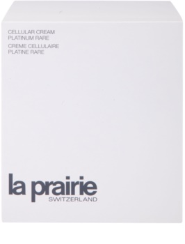 La Prairie Cellular Platinum Collection creme de platina para pele radiante