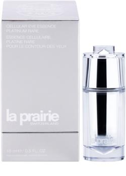 La Prairie Cellular Platinum Collection verjüngende Augenpflege zum sofortigen Glätten von Falten