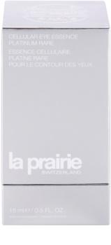 La Prairie Cellular Platinum Collection omladzujúca očná starostlivosť pre okamžité vyhladenie vrások