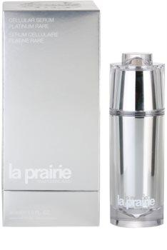 La Prairie Cellular Platinum Collection zpevňující sérum pro rozjasnění pleti