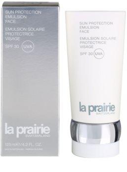 La Prairie Sun Protection Bruiningsemulsie voor het Gezicht  SPF 30