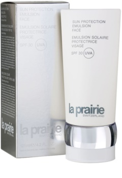 La Prairie Sun Protection emulsão solar de rosto SPF 30