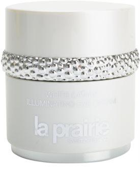 La Prairie White Caviar rozjasňující oční krém proti otokům a tmavým kruhům
