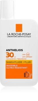 La Roche-Posay Anthelios SHAKA zaštitni fluid za vrloosjetljivu i netolerantnu kožu lica SPF 30