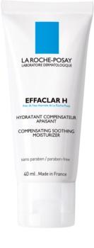 La Roche-Posay Effaclar H crème apaisante et hydratante pour peaux à problèmes, acné