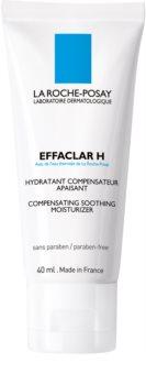 La Roche-Posay Effaclar H zklidňující a hydratační krém pro problematickou pleť, akné