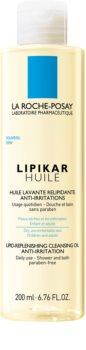 La Roche-Posay Lipikar Lipid-Replenishing Cleansing Oil Anti-Irritation