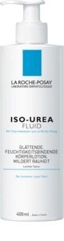 La Roche-Posay Iso-Urea зволожуючий флюїд для сухої шкіри