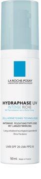 La Roche-Posay Hydraphase crema idratante intensa per pelli secche SPF 20