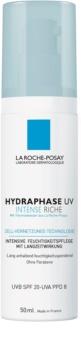La Roche-Posay Hydraphase crème hydratante intense pour peaux sèches SPF 20