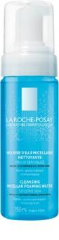 La Roche-Posay Physiologique mousse d'eau micellaire nettoyante physiologique pour peaux sensibles