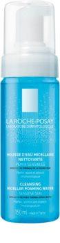 La Roche-Posay Physiologique pianka micelarno fizjologiczna oczyszczająca  dla cery wrażliwej