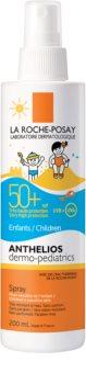 La Roche-Posay Anthelios Dermo-Pediatrics mlijeko za sunčanje u spreju SPF 50+