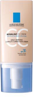 La Roche-Posay Rosaliac СС крем для чутливої шкіри схильної до почервонінь