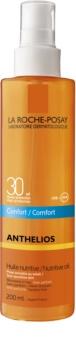 La Roche-Posay Anthelios поживна олійка для засмаги SPF 30