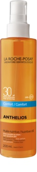 La Roche-Posay Anthelios слънцезащитно подхранващо олио SPF 30