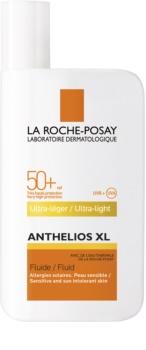 La Roche-Posay Anthelios XL ultra lahki fluid brez dišav SPF 50+