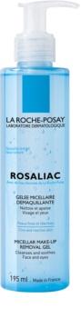 La Roche-Posay Rosaliac gel micellaire nettoyant pour peaux sensibles sujettes aux rougeurs