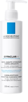 La Roche-Posay Effaclar H хидратиращ почистващ крем за проблемна кожа, акне