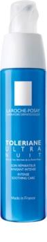 La Roche-Posay Toleriane Ultra nočná intenzívna upokojujúca starostlivosť na tvár a oči