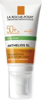 La Roche-Posay Anthelios XL Μη-αρωματισμένη κρέμα-τζελ για ματ όψη SPF 50+