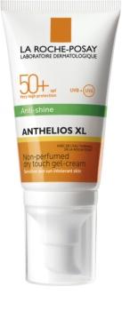 La Roche-Posay Anthelios XL gel-crema cu efect matifiant fara parfum SPF50+