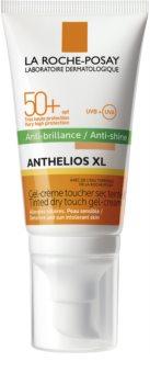 La Roche-Posay Anthelios XL gel-creme matificante de cor  SPF50+