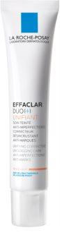 La Roche-Posay Effaclar DUO (+) тонуючий вирівнюючий коректуючий догляд проти недоліків шкіри та слідів від акне