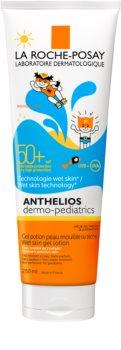 La Roche-Posay Anthelios Dermo-Pediatrics Beschermende gel-lotion voor kinder huidje  SPF 50+