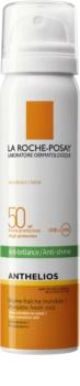 La Roche-Posay Anthelios erfischendes Spray für das Gesicht gegen glänzende Haut SPF 50