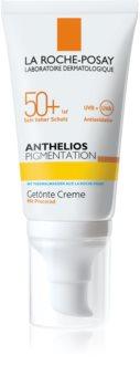 La Roche-Posay Anthelios Pigmentation crema protettiva colorata contro le macchie della pelle SPF 50+