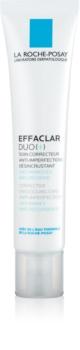 La Roche-Posay Effaclar DUO (+) Korrigerande förnyande behandling mot återkommande hudbristningar och ärrbildning av akne