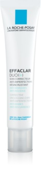 La Roche-Posay Effaclar DUO (+) tratamento corretor e renovador, anti imperfeições da pele, anti marcas após acne, anti recorrência
