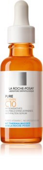 La Roche-Posay Pure Vitamin C10 Brightening Anti-Wrinkle Serum with Vitamine C