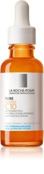La Roche-Posay Pure Vitamin C10 sérum iluminador antirrugas com vitamina C