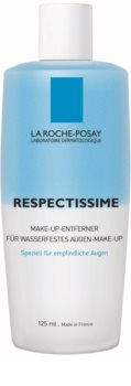 La Roche-Posay Respectissime desmaquillante para  maquillaje resistente al agua para pieles sensibles
