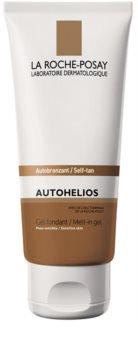 La Roche-Posay Autohelios trattamento gel idratante autoabbronzante per pelli sensibili