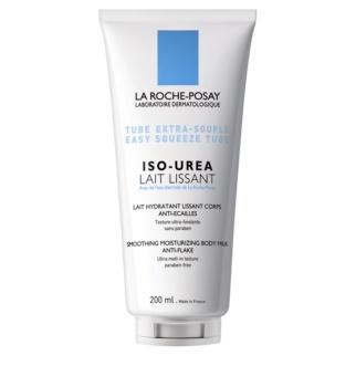 La Roche-Posay Iso-Urea Smoothing Moisturizing Body Milk Anti - Flake For Dry Skin